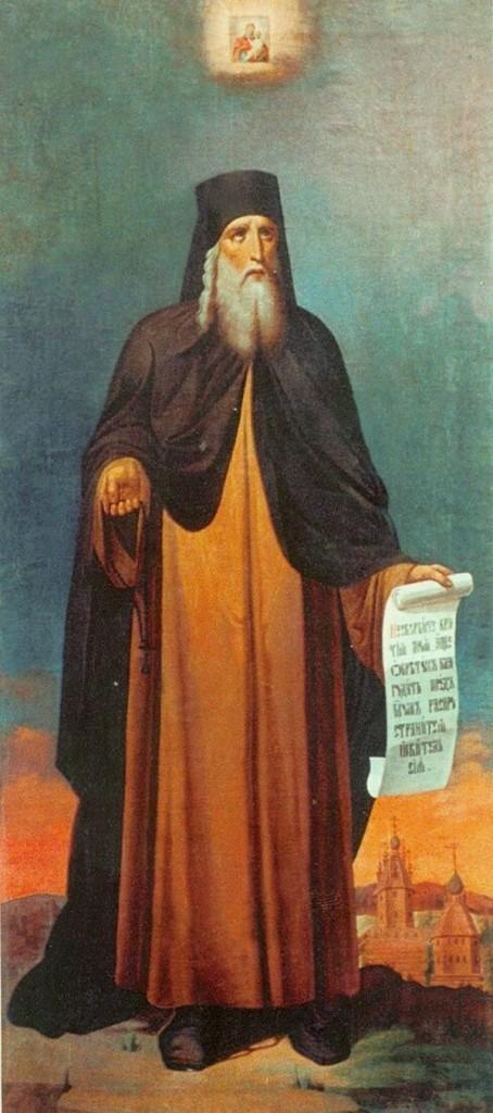 прп. Киприан Устюжский